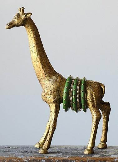 Zürafa Mücevher Tutacağı-Warm Design